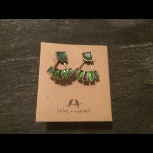 Chloe and Isabel Marquesas  earrings